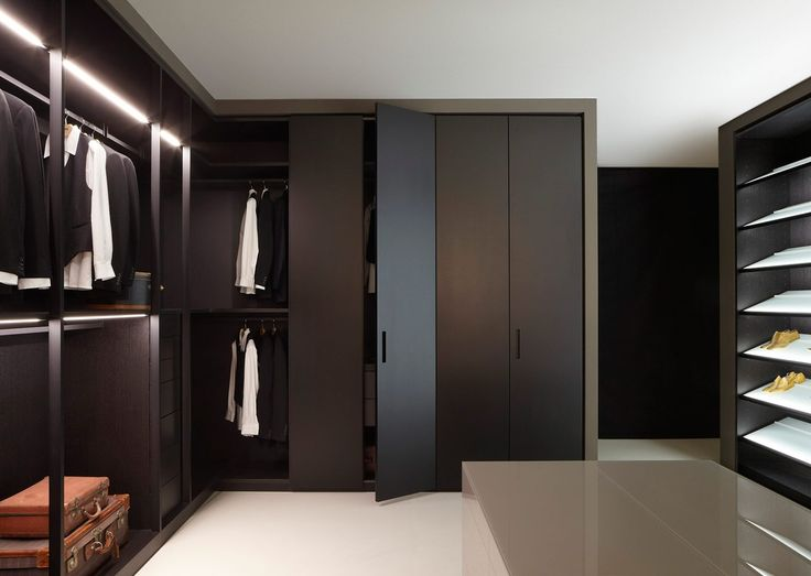 Superbe ... Closet10 Top 40 Modern Walk In Closets