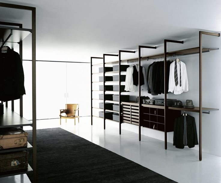 closet12 Top 40 Modern Walk in Closets
