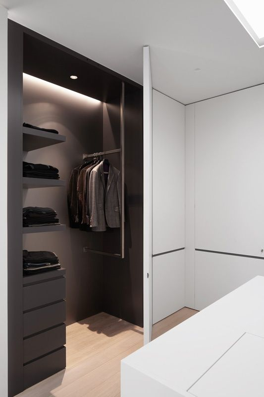 closet16 Top 40 Modern Walk in Closets