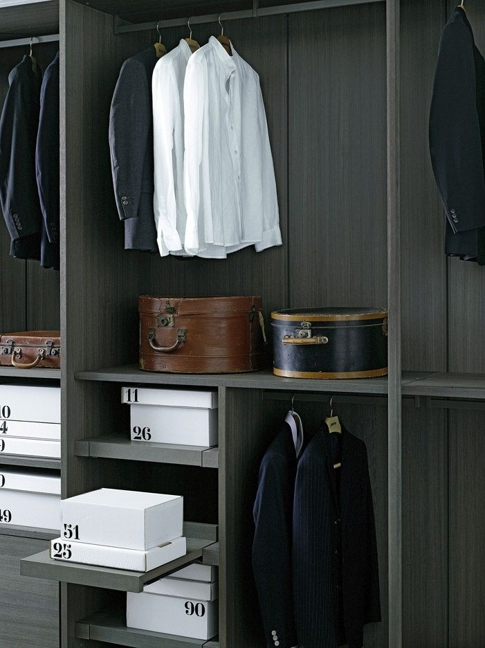 closet17 Top 40 Modern Walk in Closets