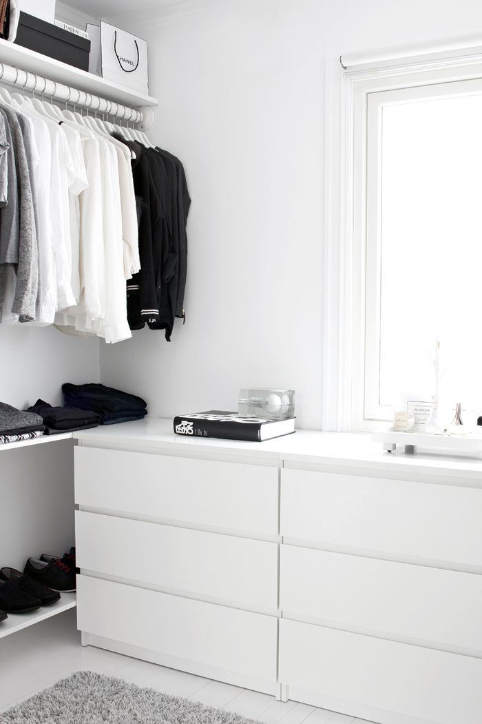 closet2 Top 40 Modern Walk in Closets