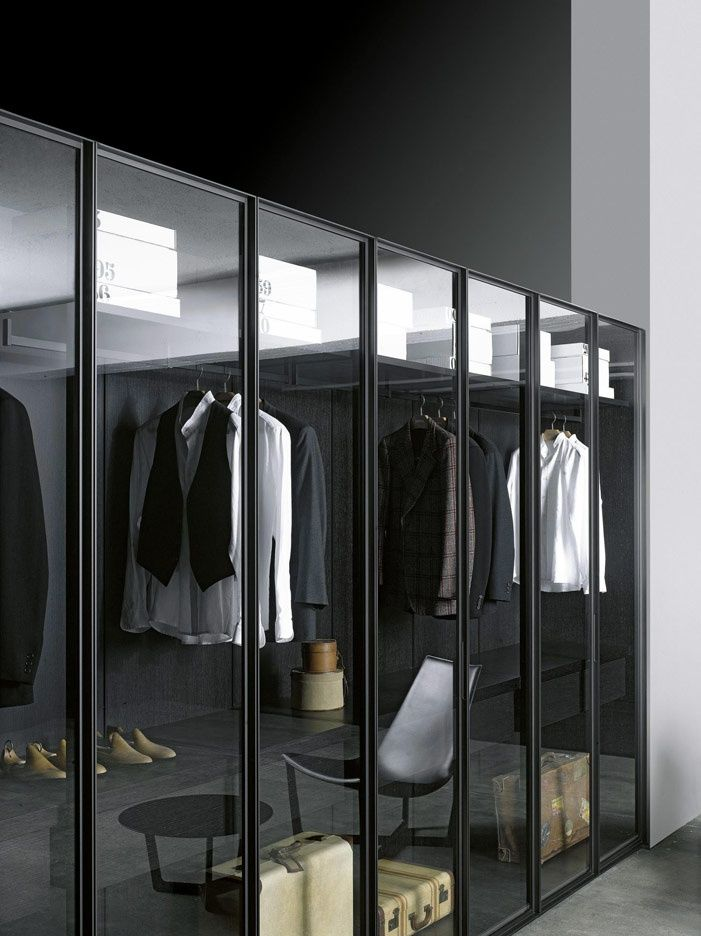 closet25 Top 40 Modern Walk in Closets