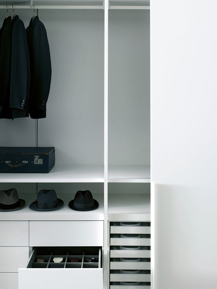 closet26 Top 40 Modern Walk in Closets