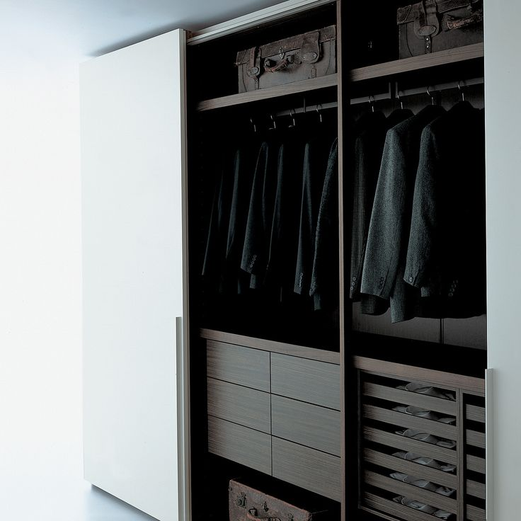 closet3 Top 40 Modern Walk in Closets