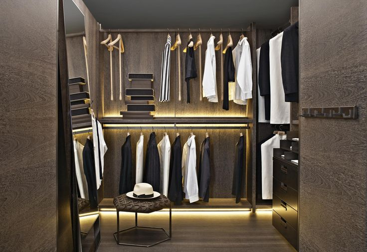 closet33 Top 40 Modern Walk in Closets