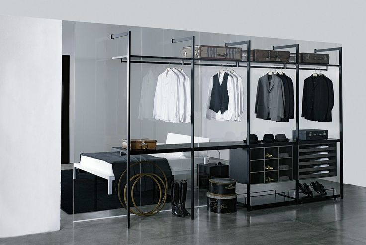 Closet4 Top 40 Modern Walk In Closets