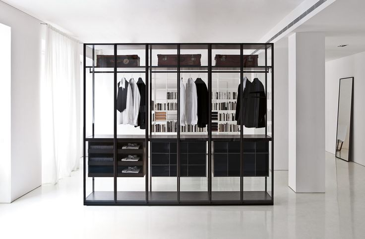 closet5 Top 40 Modern Walk in Closets