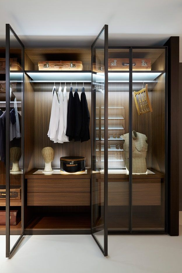 closet6 Top 40 Modern Walk in Closets