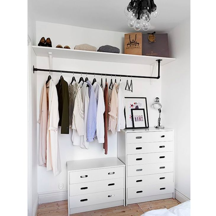 closet8 Top 40 Modern Walk in Closets