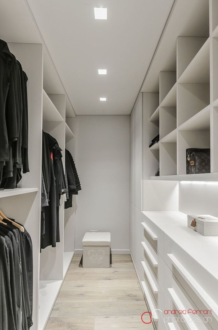 dbccd1ca3380f443f56db3571cf0a954 Top 40 Modern Walk in Closets