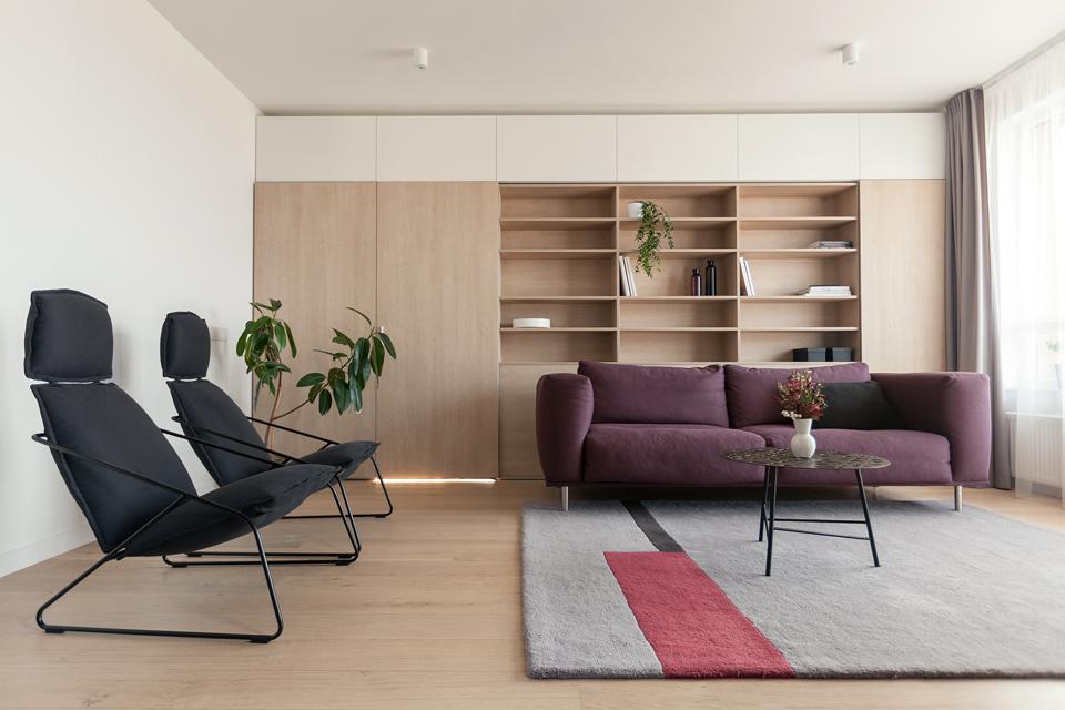 karaliauciaus 3 Apartment in Vilnius by Normundas