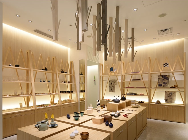 02 Japanese Craft Objects Store
