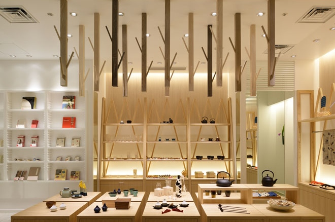 04 Japanese Craft Objects Store