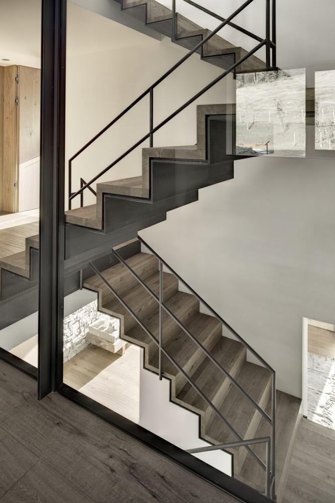 51773886b3fc4b3669000037 haus wiesenhof gogl architekten wh 2012 f12 mw 666x1000 Choosing Iron Railing
