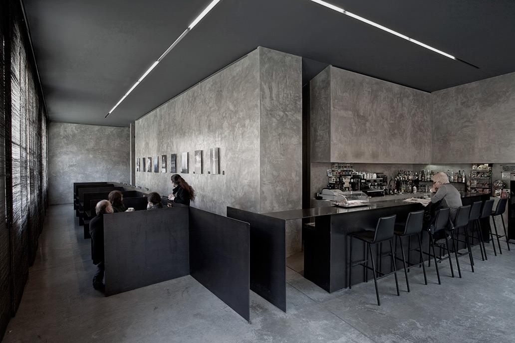 6t7 espai cafe by msb estudi taller 7 6T7 Espei Cafe by MSB Estudi Taller
