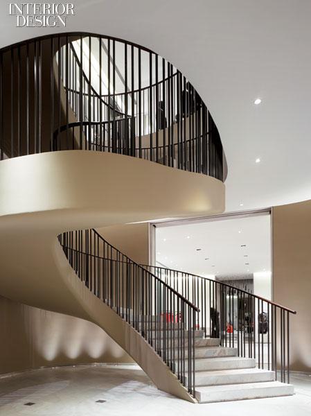 87908 boy projects luxury retail yabu pushelberg lane crawford stairs Choosing Iron Railing