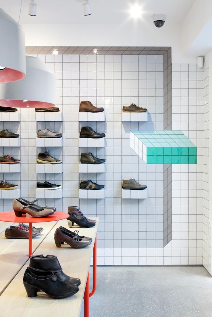 camper shoe store in london 12 Camper shoe store in London