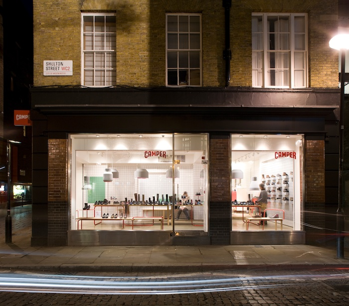camper shoe store in london 6 Camper shoe store in London