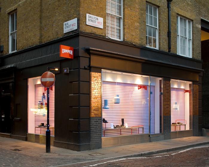 camper shoe store in london Camper shoe store in London