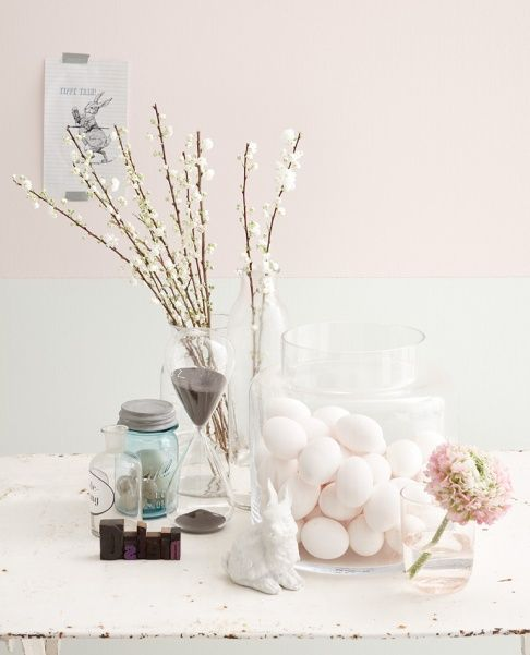 f34a18cf207a23017abd308f4c504c4e 25 Beautiful Easter Decor Ideas