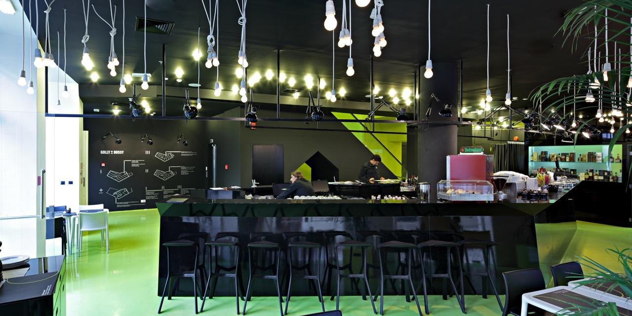 hostel golly bossy by studio up 25 Hostel Golly±Bossy By Studio Up