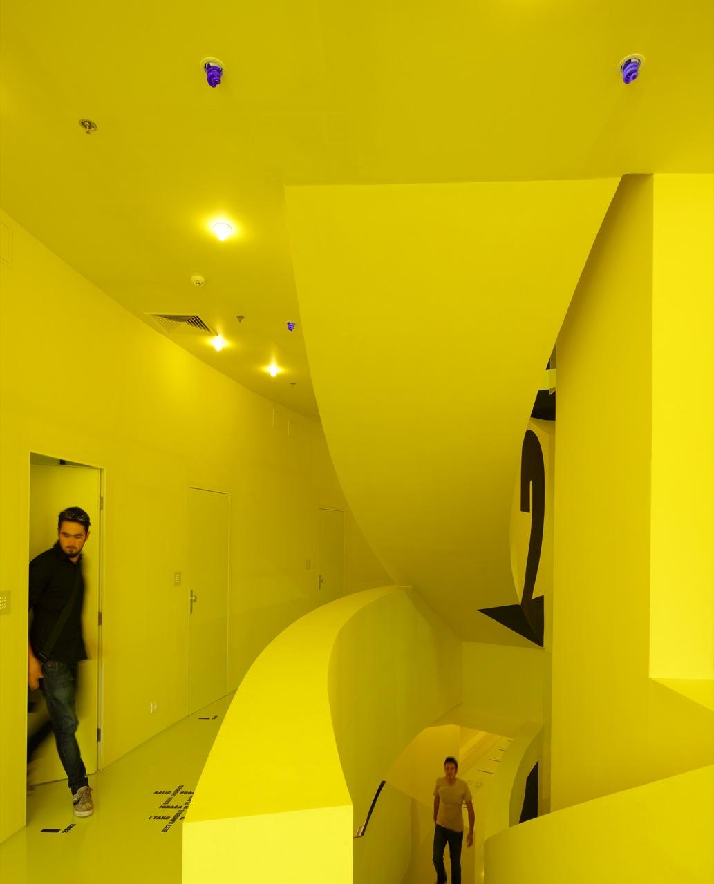 hostel golly bossy by studio up 31 Hostel Golly±Bossy By Studio Up
