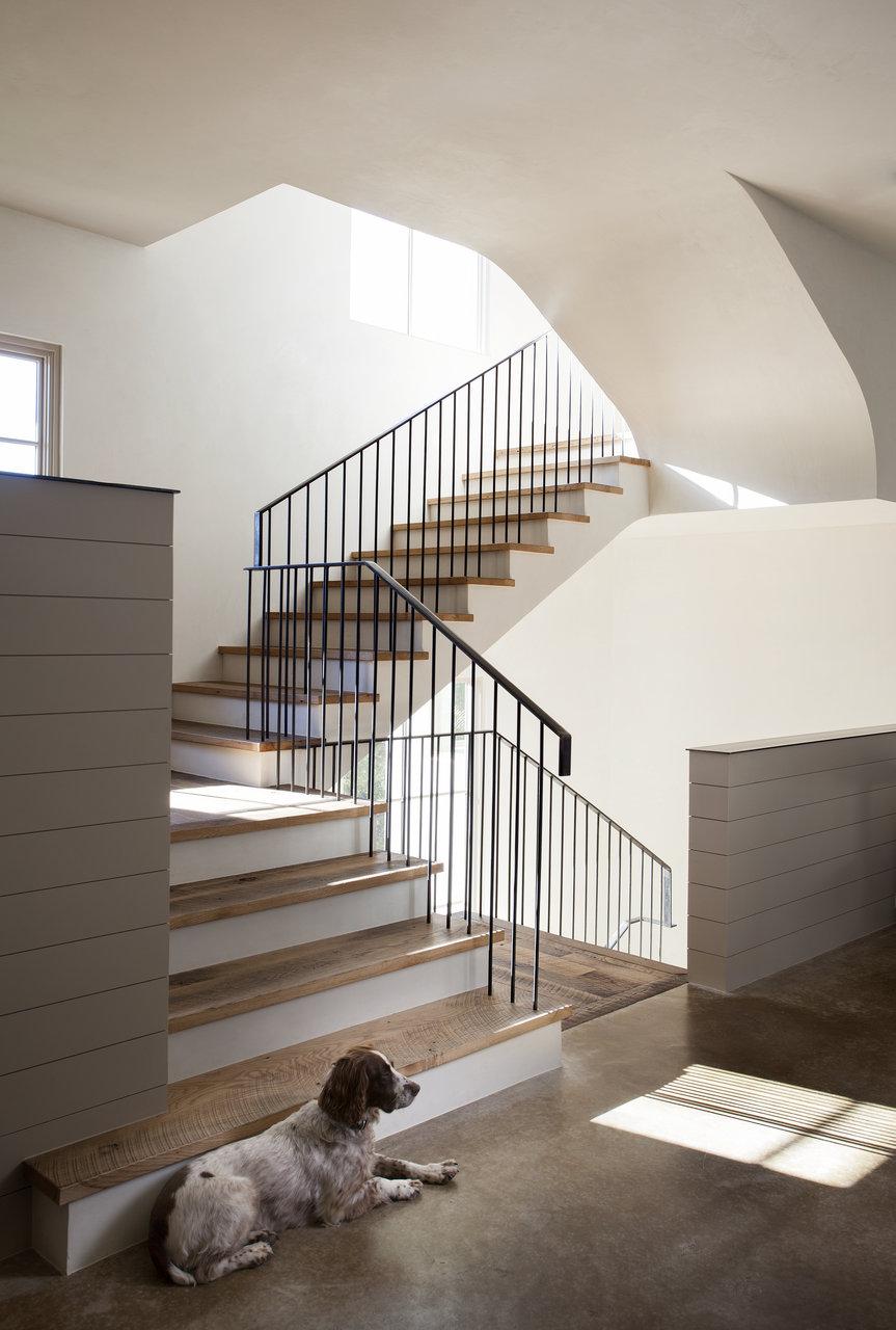 staircase Choosing Iron Railing