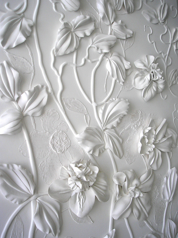 4f91dee93246dcad32f0feb92954d7fd 50+ Floral Wallpaper and Mural Ideas