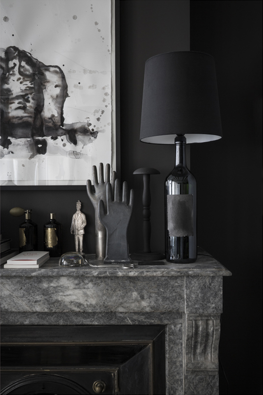 Interior captured by romain ricard your no 1 source of for Decoration maison romaine