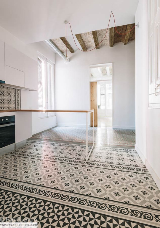qubba arquitectes renovation to 19th century apartment Tumblr Collection #15