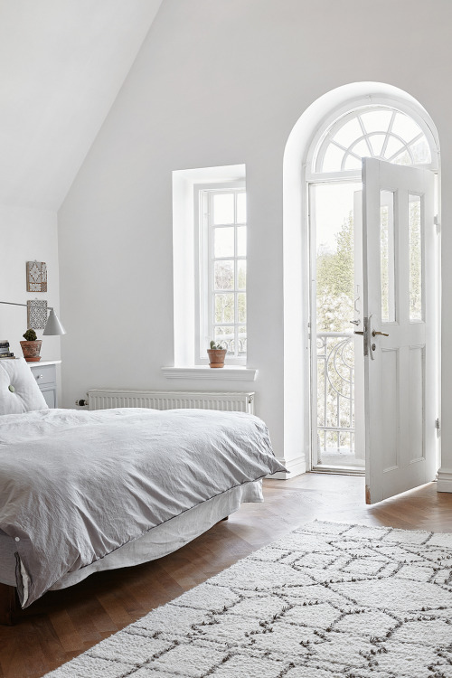 white bedroom Tumblr Collection #15