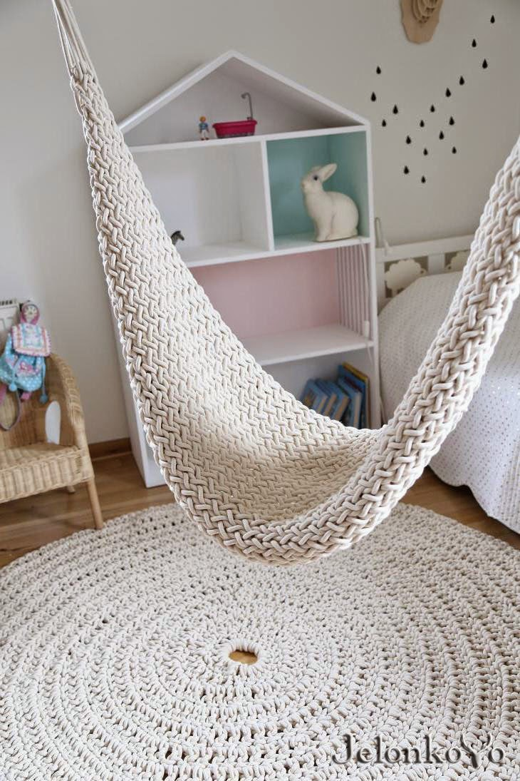 Indoor Hammock Ideas
