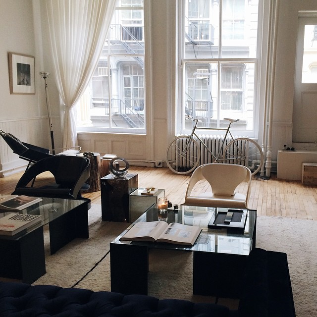 loft living room Tumblr Collection #16