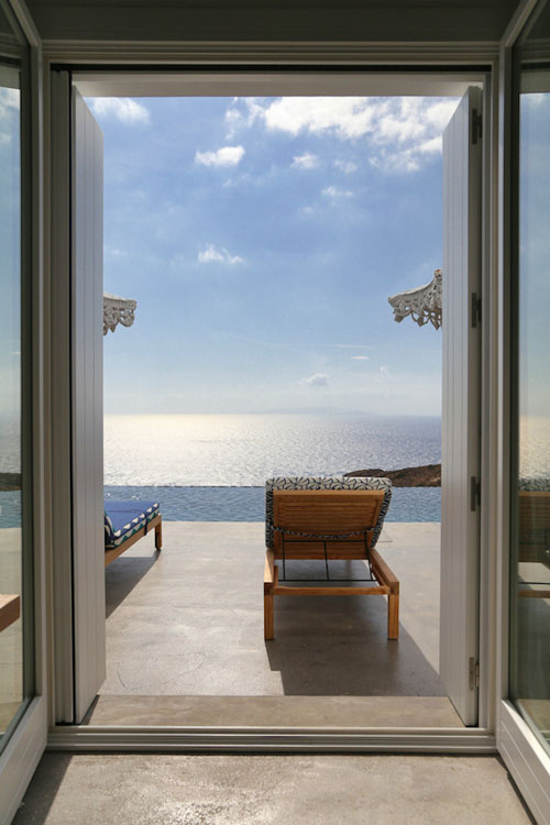 summer house syros4 Summer House in Greece