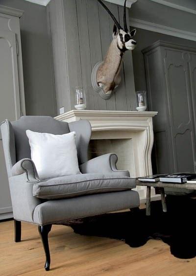 belgium interior 29 Classic Western European Interiors