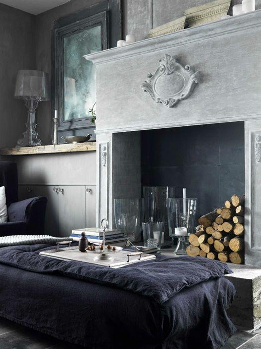belgium interior 30 Classic Western European Interiors