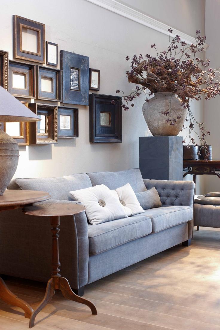 belgium interior 32 Classic Western European Interiors