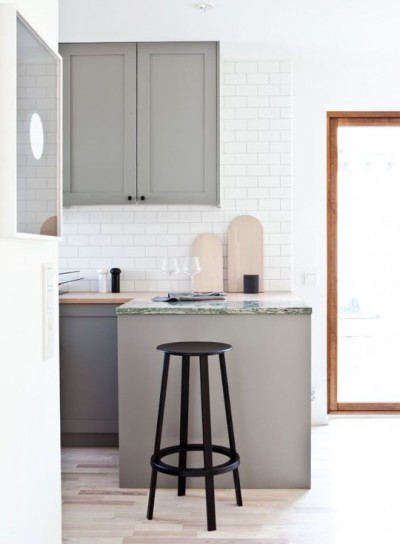 Less is more! Modern kitchen ideas