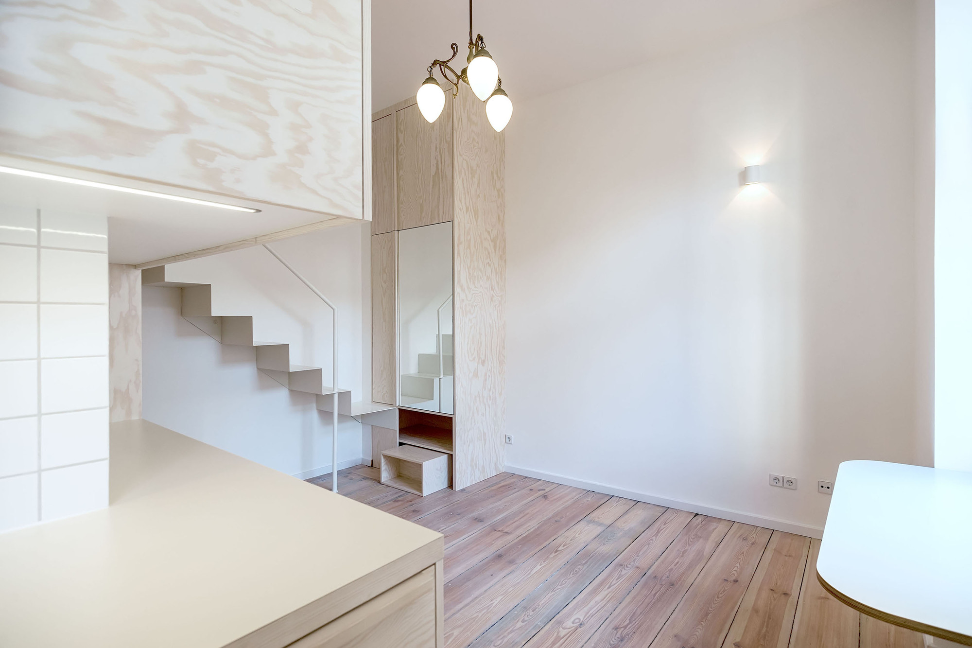 micro apartment in berlin 5 Micro apartment in Berlin