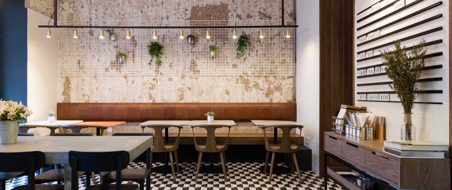 NUDE. COFFEE & WINE BAR BY FORM BUREAU - Your No.1 source of ...