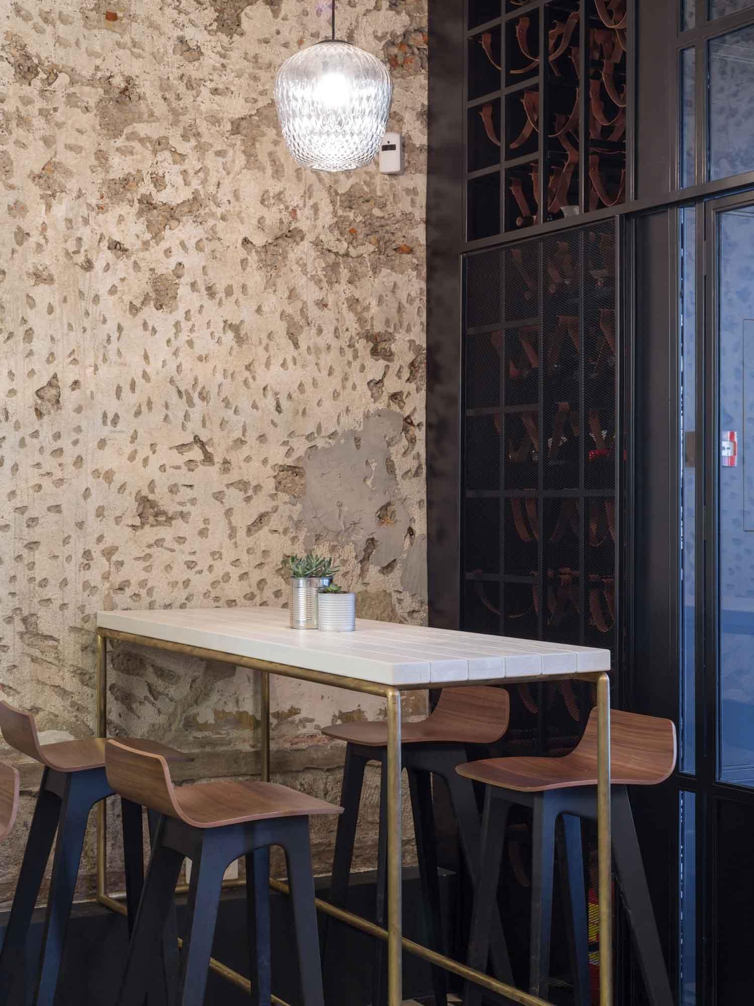 nude coffee and wine bar by form bureau 12 NUDE. COFFEE & WINE BAR BY FORM BUREAU