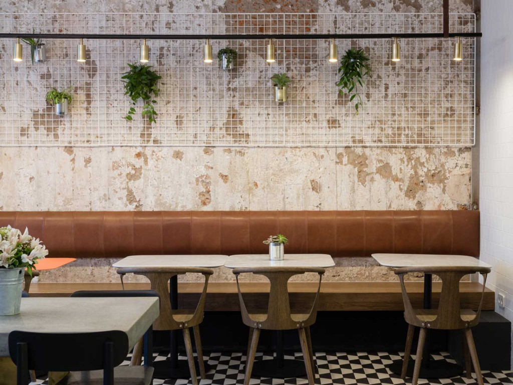 Nude. coffee & wine bar by form bureau your no.1 source of