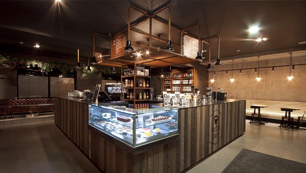 Coffee Shop ŠVIEŽIA KAVA In Vilnius