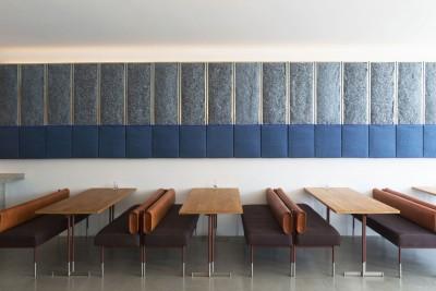 Torafuku Modern Asian Eatery By Scott and Scott Architects