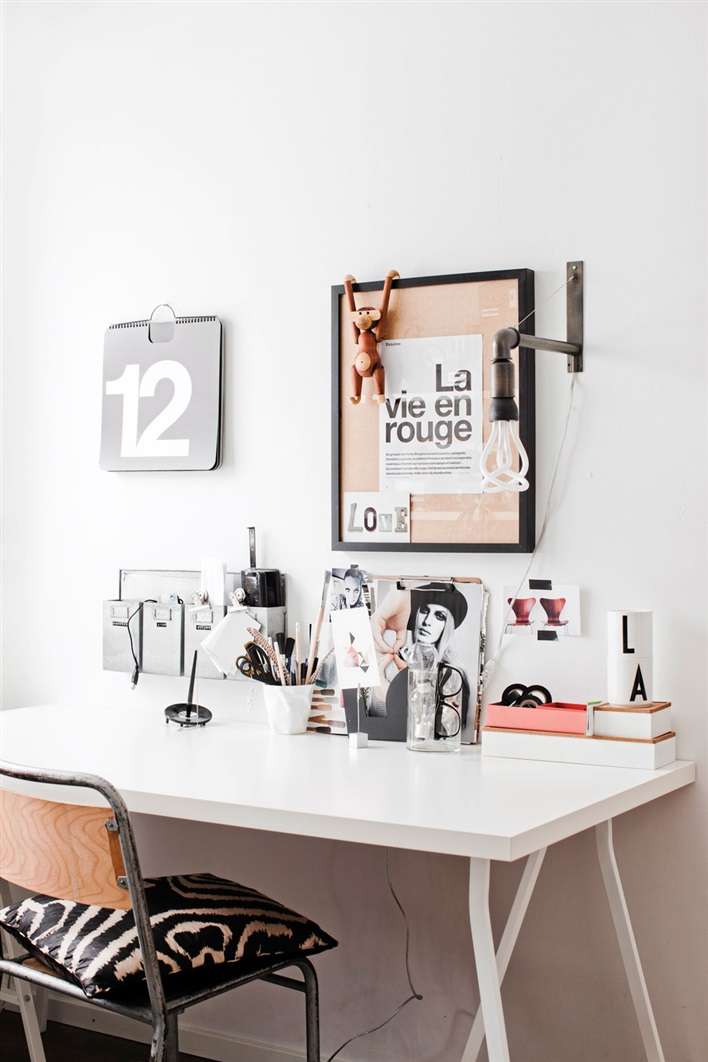 79ideas home office desk Creating Inspiring Workspace