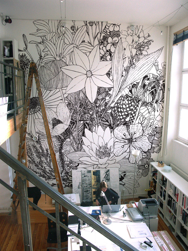 flower wallpaper Creating Inspiring Workspace