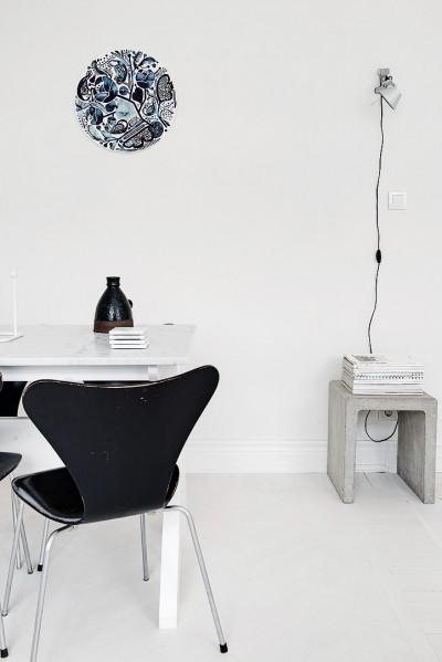 White Apartment | Sweden