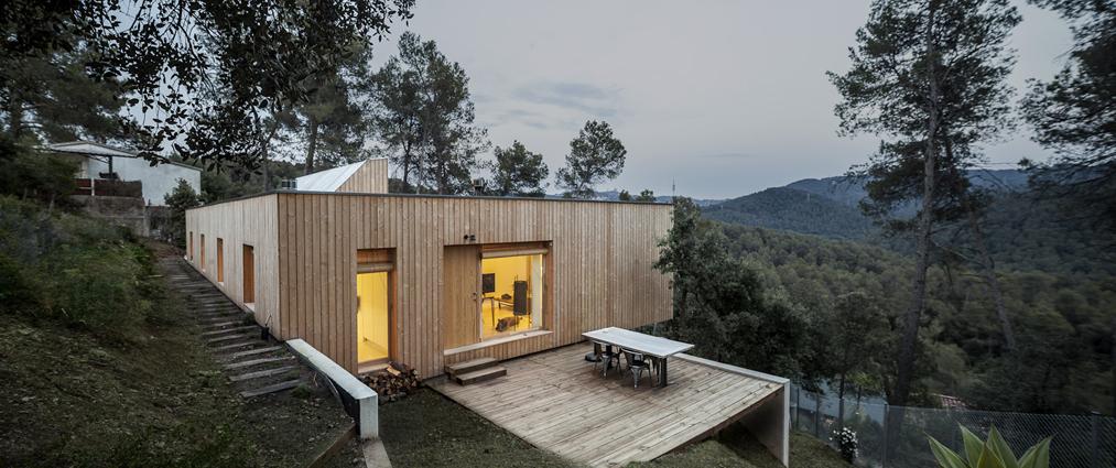 casa llp by alventosa morell arquitectes 2 Casa LLP By Alventosa Morell Arquitectes