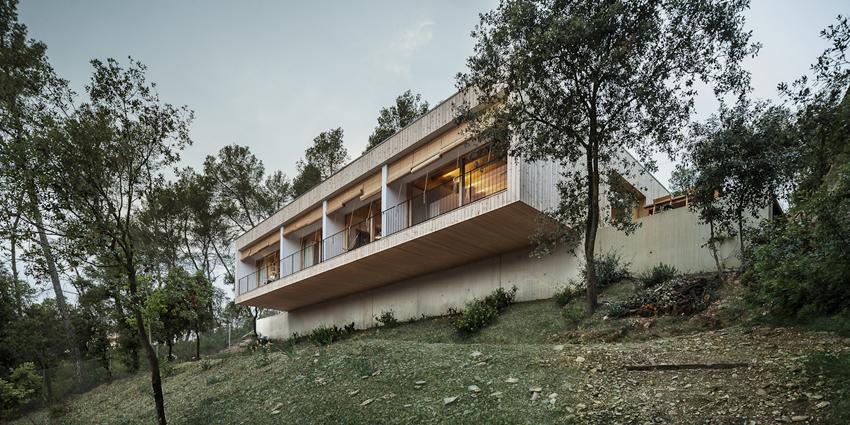 casa llp by alventosa morell arquitectes 3 Casa LLP By Alventosa Morell Arquitectes