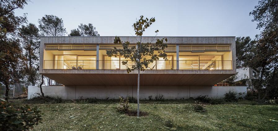 casa llp by alventosa morell arquitectes 4 Casa LLP By Alventosa Morell Arquitectes